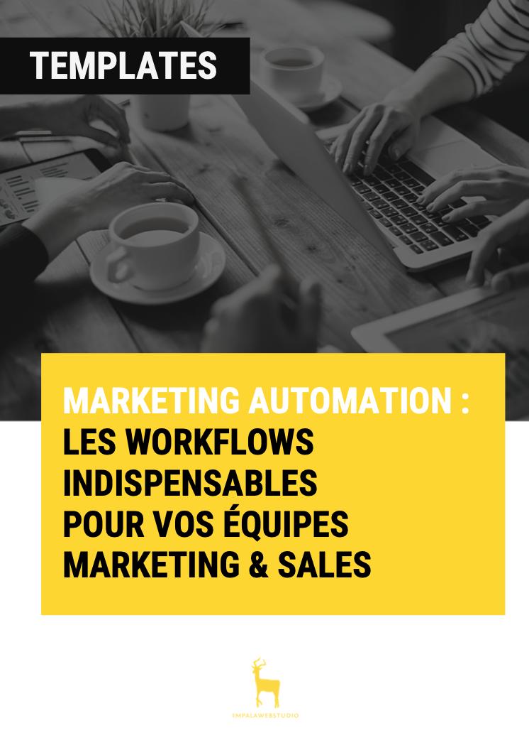 Templates workflow marketing automation