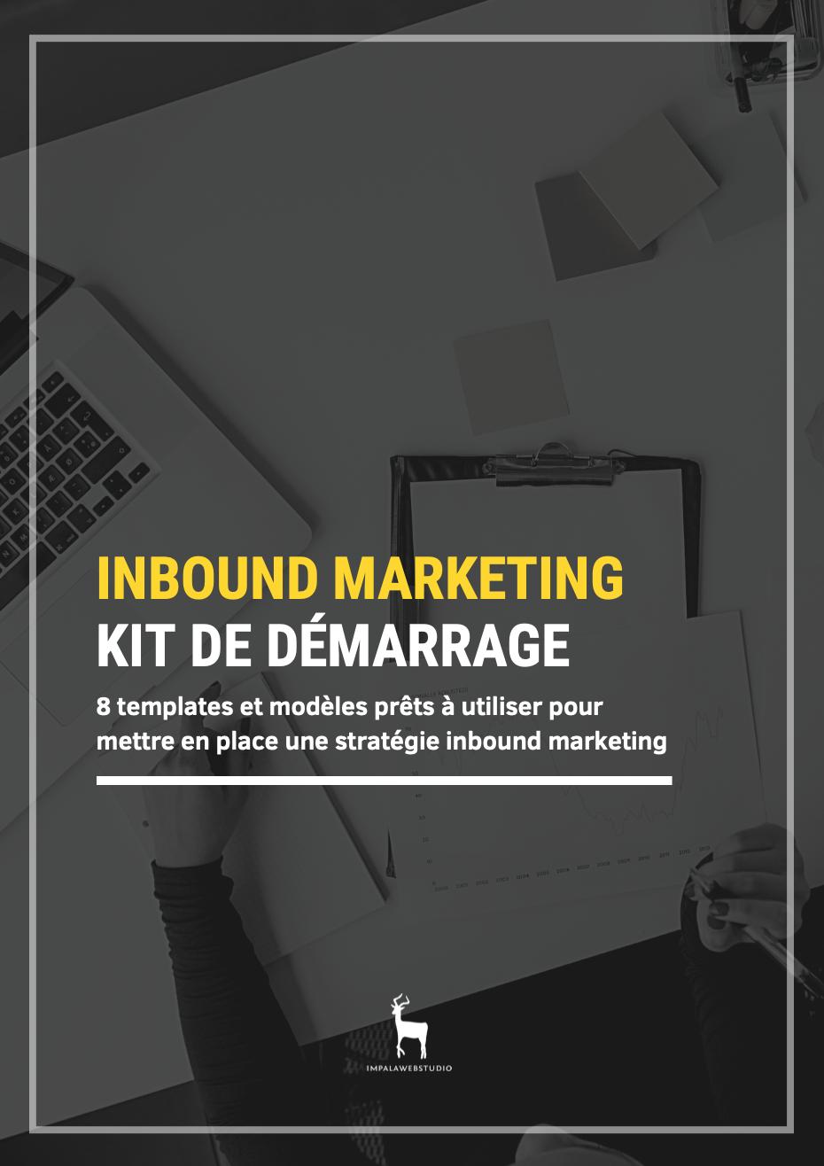 kit de demarrage inbound marketing